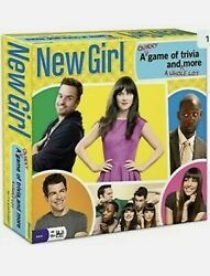 Rare Collectors Brand New Sealed New Girl Board Game, Trivia And More, Adult 18+