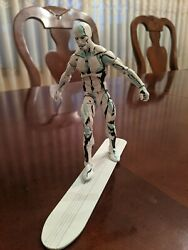 Hasbro Marvel Legends Classic Silver Surfer Custom Painted 6in Action Figure