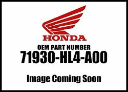 Honda 2016 Pioneer Sxs Seat Support Pipe 71930-hl4-a00 New Oem