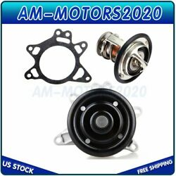 Water Pump And Thermostat For 2005 Toyota Mr2 Spyder 1.8l