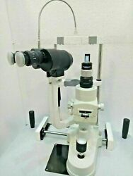Slit Lamp Zeiss Type 2 Step Ophthalmology With Accessories Free Shipping