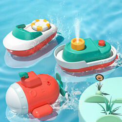 Novelty Baby Bathing Pool Squirt Bath Toy For Kids Bathing Fun Party Favors