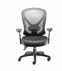 Staples Carder Mesh Back Fabric Computer And Desk Chair Black 24115-cc