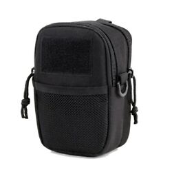 100pcs Molle Pouch Belt Waist Pack Bag Small Pocket Military For Running Pouch