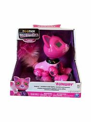 Zoomer Meowzies Runway Interactive Kitten With Lights Sounds And Sensors