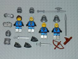 New Lego Minifigure Castle Falcon Knights Armor Figures Only Female 21325 31120