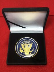 Rare Presidential Challenge Coin - Marine Helicopter Squadron One Hmx-1 Usmc