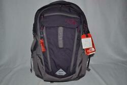 Authentic W Surge Outdoor Backpack Daypack Bookbag Dark Egpplant New