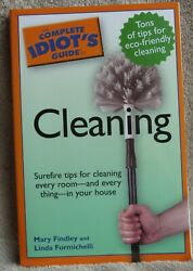 The Complete Idiots Guide To Cleaning
