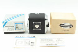 [exc5 In Box] Hasselblad A12 6x6 Type Ii 120 Film Back Magazine From Japan