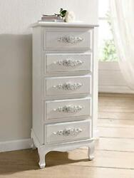 Chest Of Drawers White Dressers For Bedroom Antique Shabby Chic Wood Storage