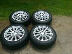 20 Land Rover Range Rover 18-21 Oem Factory Alloy Wheels An Tire Set 72317