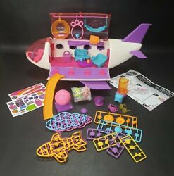 Lps Littlest Pet Shop Pet Jet Playset Toy Playing Set Airplane Toy New