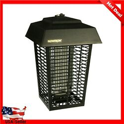 Electronic Bug Zapper Killer Insect Fly Mosquito Electric Outdoor 1 Acre