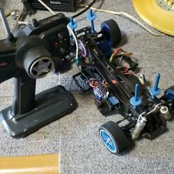 Kyosho Tf2 Hobby Radio Control Rc Mini Car Toy / With Transmitter / Receiver