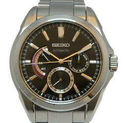 Seiko Brights Automatic Section 6r21-00g0230 Menand039s Watch 95