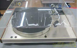 Luxman Pd441 Turntable Record Player Direct Drive From Japan