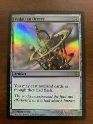 Mtg Vedalken Orrery X1 Foil Conspiracy Card Nm English