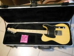 2011 Or 2012 Usa Fender 60th Anniversary Telecaster Standard, Plays So Sweet