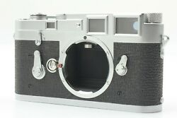【mint】leica M3 35mm Rangefinder Film Camera Double Strok From Japan From Japan