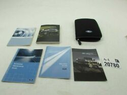 2008 Ford F150 Owners Manual Book Booklet Instruction Guide Jacket Pouch Bag Oem