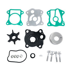 Water Pump Impeller Kit For Honda Bf25a Bf25d 06193-zv7-010 Outboard Motors
