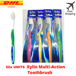100 X Cosway Xylin Multi-action Toothbrush With Nano Silver Expedited -dhl