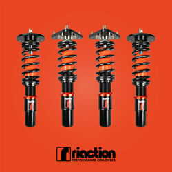 Riaction Coilovers 32 Way Adjustable For Porsche Boxster 986 1997-2004