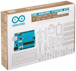 Official Arduino Starter Kit K000007 With 15 Projects Electronics Basic Starter