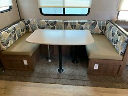 Camper U-shape Dinette Booth Cushion Covers Set Of 7 Your Choose Fabric And Size