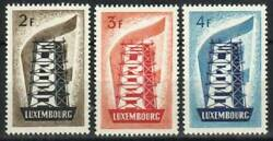 Luxembourg Stamp 318-320 - 56 Europa