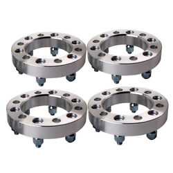 4pcs Wheel Spacer Adapters 6x139.7mm 30mm 6 Studs For Toyota Land Cruiser /hilux