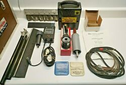Tinker And Rasor Holiday Detector Model Ap/w High Voltage Detector +travel Case