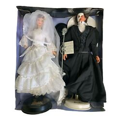 Barbie Collectibles Phantom Of The Opera Edition Signed Franc D'ambrosio 1998
