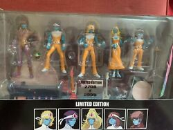 Daft Punk - Action Figure Interstella 5555 Collector Discovery - Nanddeg 2706 Of 5555