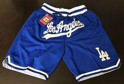Justdon Mitchell And Ness Vintage Los Angeles Dodgers Shorts