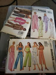 108 Simplicity Mccalls Vogue Clothes Patterns Little Bit Of Everything