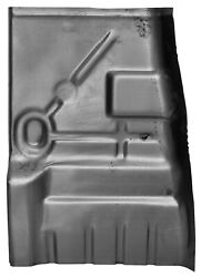Front Floor Pan Half For 68-79 Chevy Nova Buick Apollo Olds Omega-left