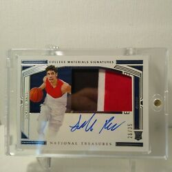 Lamelo Ball National Treasures Collegiate 26/35 Patch Rookie Card Auto 🔥