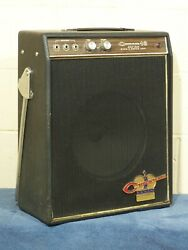 Checkmate 16 Teisco Amp Amplifier Bass Guitar Organ 12 Combo Mid-century Mcm