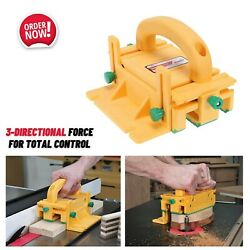 3d Safety Pushblock For Table Saws Router Woodworking Workshop Tool Hand Protect