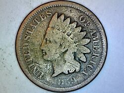 1859 Indian Head Cent Very Nice Coin 830