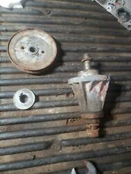 Wheel Horse 42 48 Mower Deck Spindle Assembly Used No Keyway W Pulley