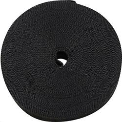Cycle Performance Exhaust Pipe Wrap - 2in. X 100ft. - Black Metallic -