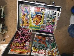 Mixed Random Lot Of 20 Comic Books 25 Year Old Collection. Possible Rare Books