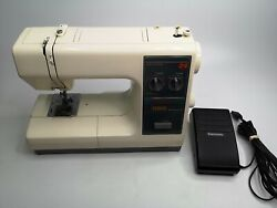Sears Kenmore Sewing Machine Model 385120v, Serial 93093647 W Pedal And Power