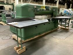 85 Harris Seybold Model Cjh-mbs Guillotine Cutter Reference 248380