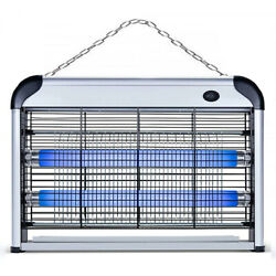 Powerful Electronic Indoor Insect Killer Bug Zapper Mosquito Fly Pest Trap Lamp