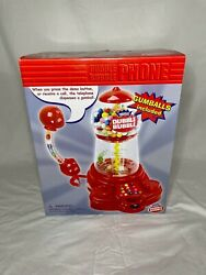 Brand New Dubble Bubble Telephone Gumball Machine Has All Parts And Works