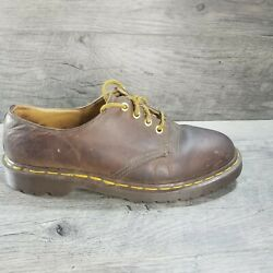 Dr. Doc Martens Discontinued 1561/59 Oxfords Women's Us 6 Made England Aw 004
